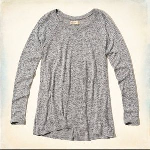"""Hollister """"Baby Doll"""" Long Sleeve Top"""